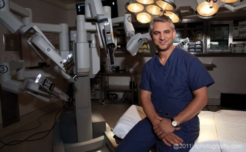 Robotic Prostate Cancer Surgery at Any Age
