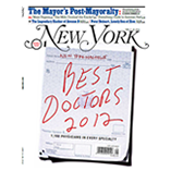 New York Magazine Best Doctor