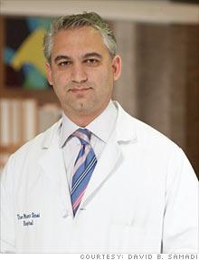 Dr. David B. Samadi, chief of Robotics and Minimally Invasive Surgery at New York City's Mount Sinai Hospital