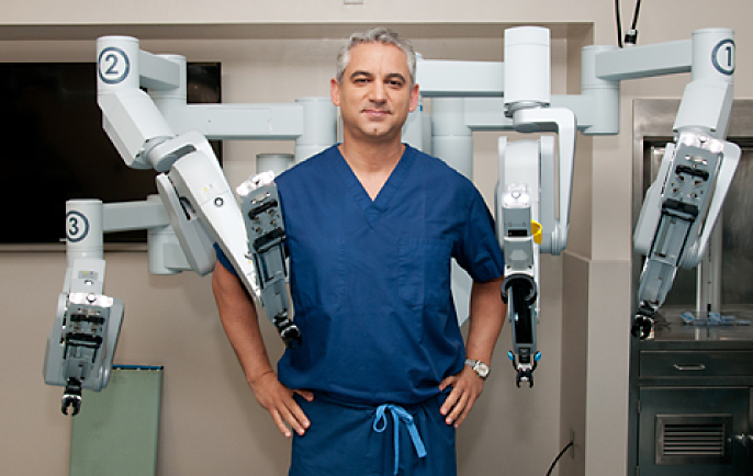 Prostate Cancer Surgeon - Dr. David Samadi