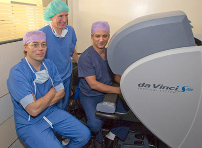 Dr. Samadi in Netherlands