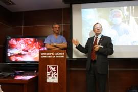 robotic prostate surgery