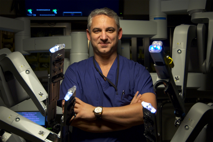 How Is Dr David Samadi S Smart Robotic Prostate Surgery Unique