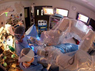 Robotic Surgery – Operating Room 2012, Don Hamerman