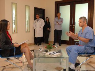 Interview with Sixta Morel about the status of prostate cancer in Dominican Republic