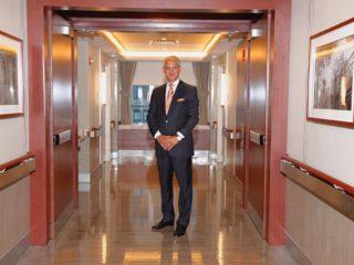 Chairman of Urology and Chief of Robotic Surgery at Lenox Hill Dr. David Samadi