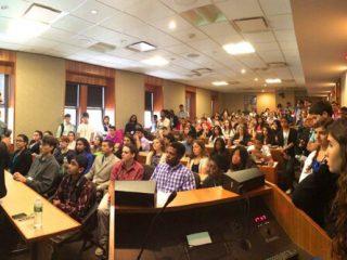 Dr. Samadi talks at NYFL.MED at Lenox Hill