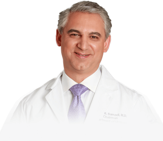Prostate Cancer Treatment with David B Samadi, Urologic Oncology Expert </br> and Robotic Surgeon